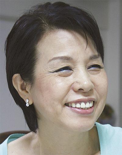 フルタニ マサエさん(本名・古谷 正江)