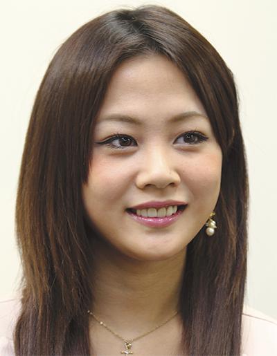 新垣 里沙さん