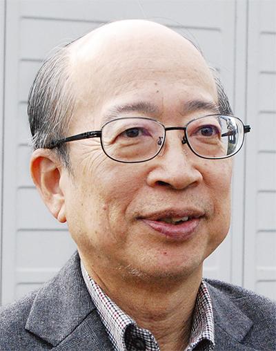 古橋 彰さん