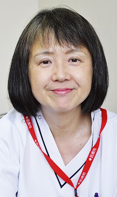 熊谷さんに県看護賞
