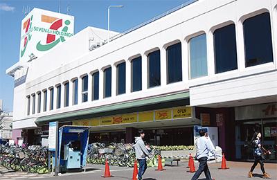 市内初店舗が開店40周年
