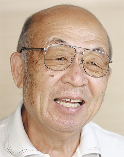 土屋清敬(きよたか)さん