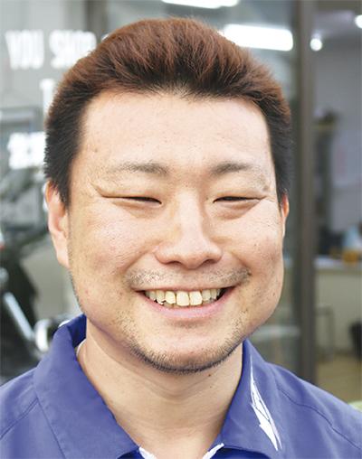 本間 泰輔さん