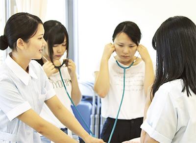 看護の仕事 体験
