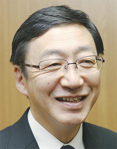 創立60周年を迎えた市立南高校の校長 鈴木 英夫さん 旭区在住 57歳