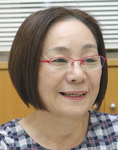 鶴岡 悦子さん