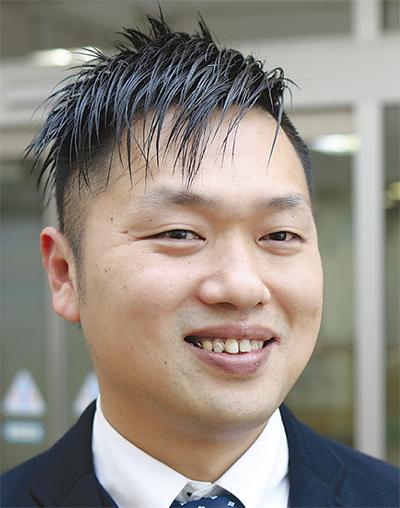 小野田 崇さん