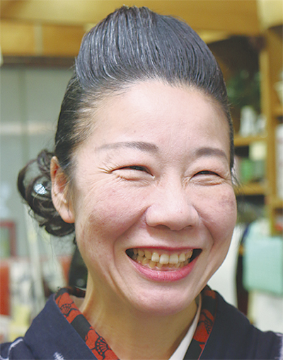 鈴木 由美子さん
