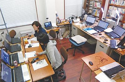 ネット上で作文発表会