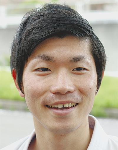 奥田 健介さん
