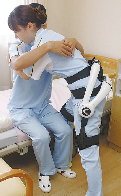 介護ロボ普及へ活用広げ