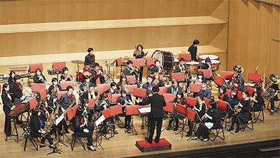 市民楽団が定期演奏会