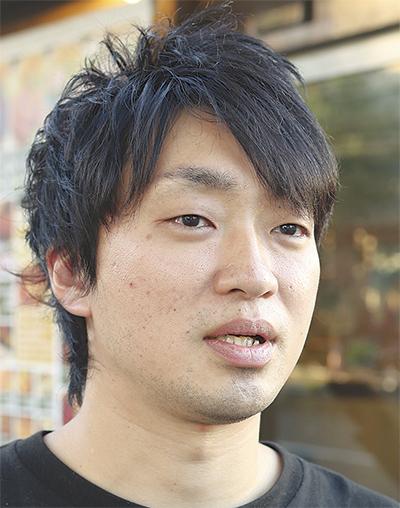 加賀屋 寿文さん