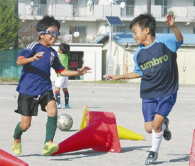 サッカー体験教室