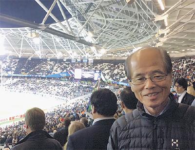 ラグビーW杯 横浜開催見据え視察