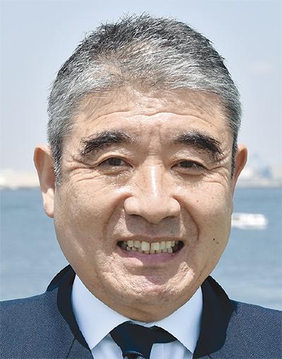 金谷 範夫さん