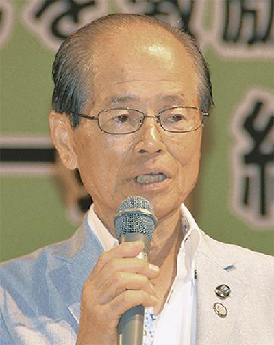 「横浜の経済活性化を」
