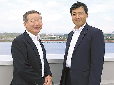 神奈川から研究成果を世界に発信