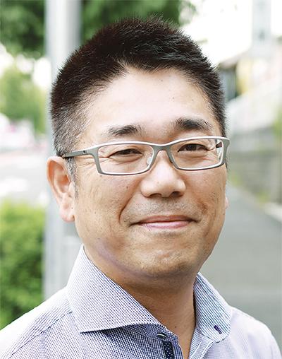 笠井 勇人さん