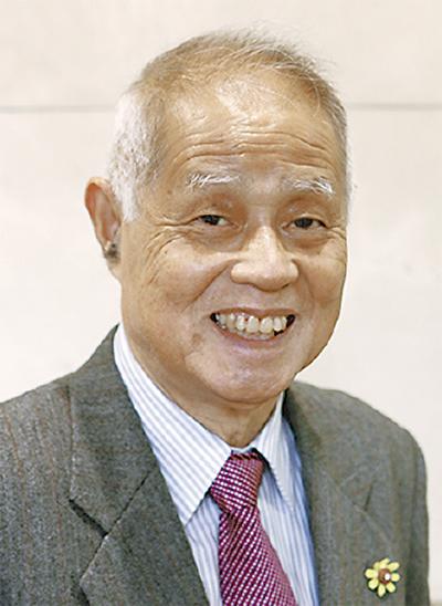 藤田さんに総務大臣表彰