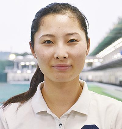 日本女子アマ選手権へ