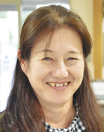 櫛山 和子さん