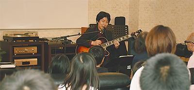 7弦ギターを楽しむ