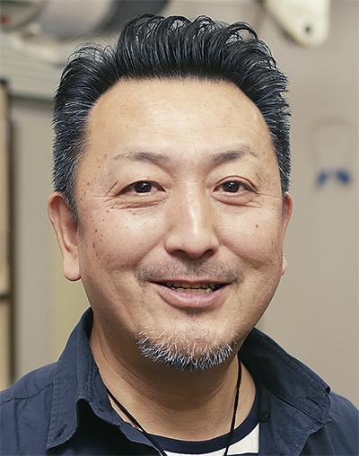 宇田川 悟さん