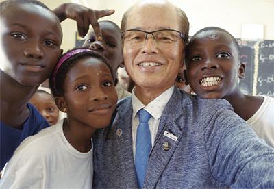 アフリカに一番近い都市「横浜」文化交流から発展支援へ