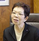 西区長 芳賀宏江さん