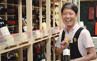 「専属コンセイエ付のマイセラーとして使ってもらえれば」と田村さん