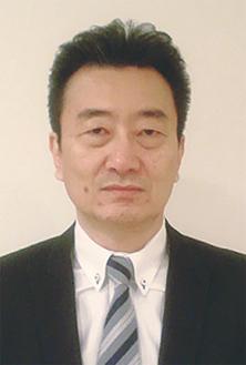 松本孝一氏