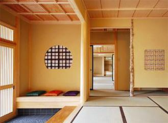 県産材を使った建築例