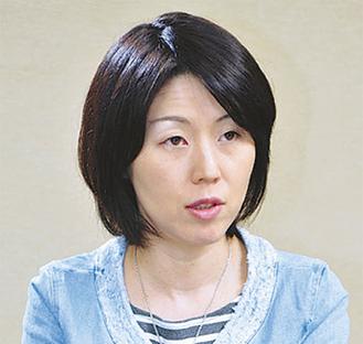 講師の板垣淑子さん