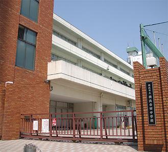 4月5日には入学式が行われた