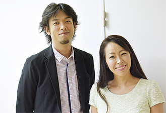 女医シンガーの木村さん(右)と塩沢さん