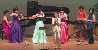 クラシックから懐メロまで多彩なステージ