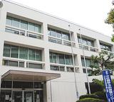 東京藝大の新港校舎機能が移る区分庁舎=22日撮影