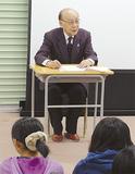 講師を務めた横浜中央LCの東都さん