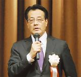 新党の意義を語る岡田代表