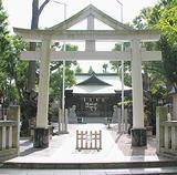 会場となる日枝神社