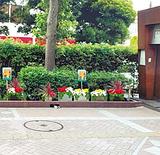 設置されるプランターのイメージ(横浜JC提供)