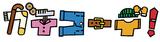ガチコーデのロゴ