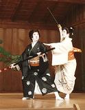舞踊・長唄「橋弁慶」