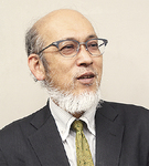 斉藤主任調査研究員