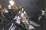 現代を代表する人形作家、後藤さんの作品『源氏物語』。会場には初展示作品も含め10組が展示されており、写真撮影もできる