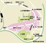 本牧通り商業活性化協会(Honmoku Avenue Business Activative Association/通称:HABAA)の対象地区
