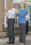 帆船日本丸を訪問