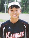 学童野球の県女子選抜に