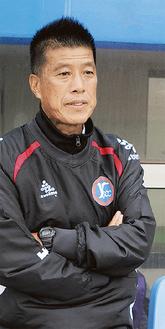 2016年から指揮を執る樋口靖洋監督